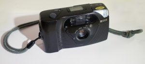 Ricoh FF-7 film camera