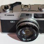 Canonet QL19 camera