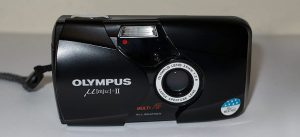 Olympus mju ii Stylus Epic