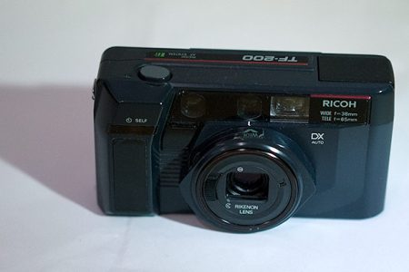 Ricoh TF-200 camera