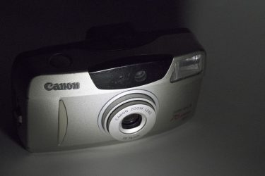 Canon Sure Shot 76 Zoom film camera