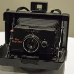 Polaroid 'The Reporter' Land Camera