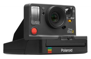 Graphic coloured Polaroid OneStep 2 i-Type Camera